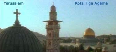 Yerusalem Kota Suci - Kota Surgawi