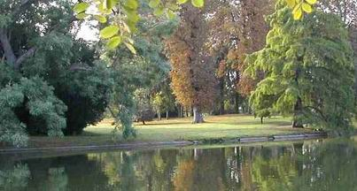 Taman di kota Paris