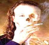 2 wajah perokok
