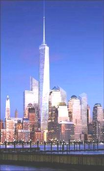 WTC Manhattan 541M 69lt  selesai thn 2010