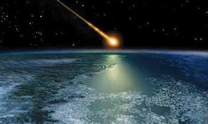meteor besar